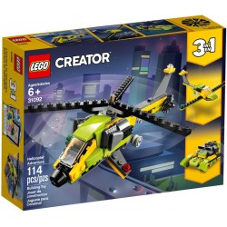 LEGO CREATOR Przygoda z...