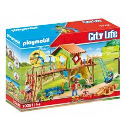 Playmobil, Plac Zabaw 70281
