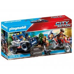 Playmobil, Policyjny...